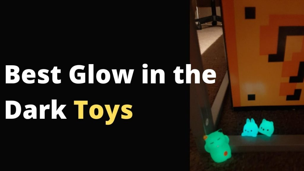 Best Glow in the Dark Toys... These are all the best glow toys that you child will love to use in the dark. It's child friendly, safe and amazing way to make your kid comfortable in the dark