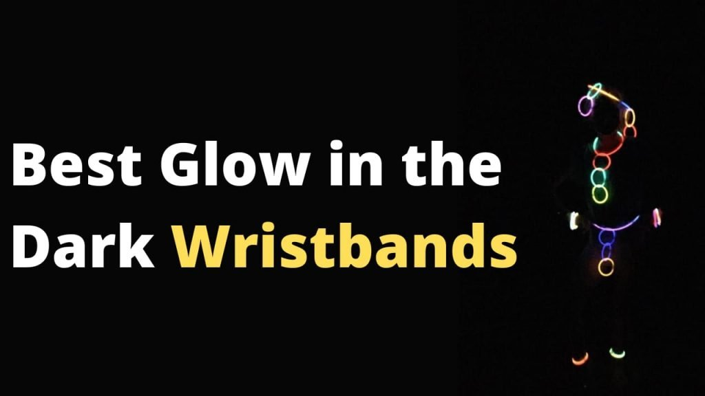 Glow in The Dark Bracelets - Glow in Dark